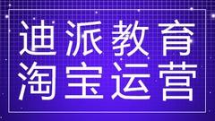 沈阳迪派电商设计淘宝运营课程